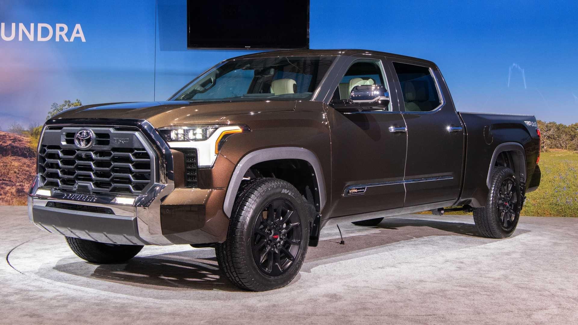 Toyota Tundra 2022 anh 2