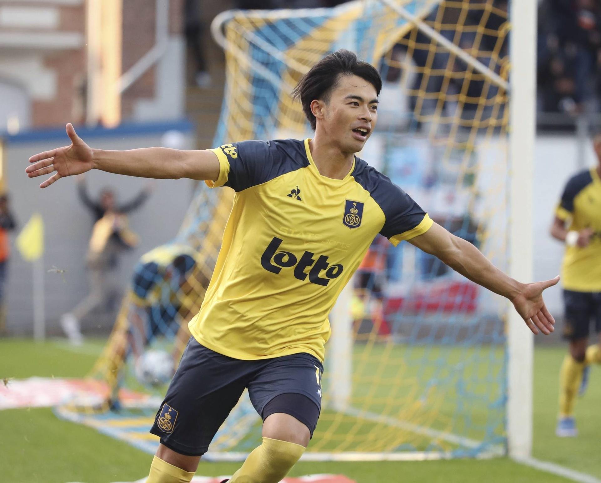 Tiền đạo Nhật Bản tỏa sáng trước trận gặp Việt Nam