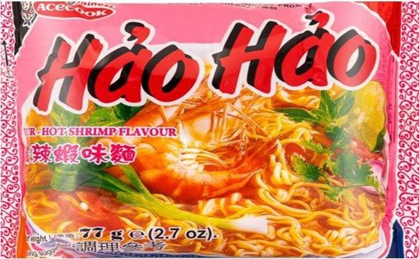 Mi Hao Hao va mi Thien Huong bi canh bao muc rui ro nghiem trong anh 2