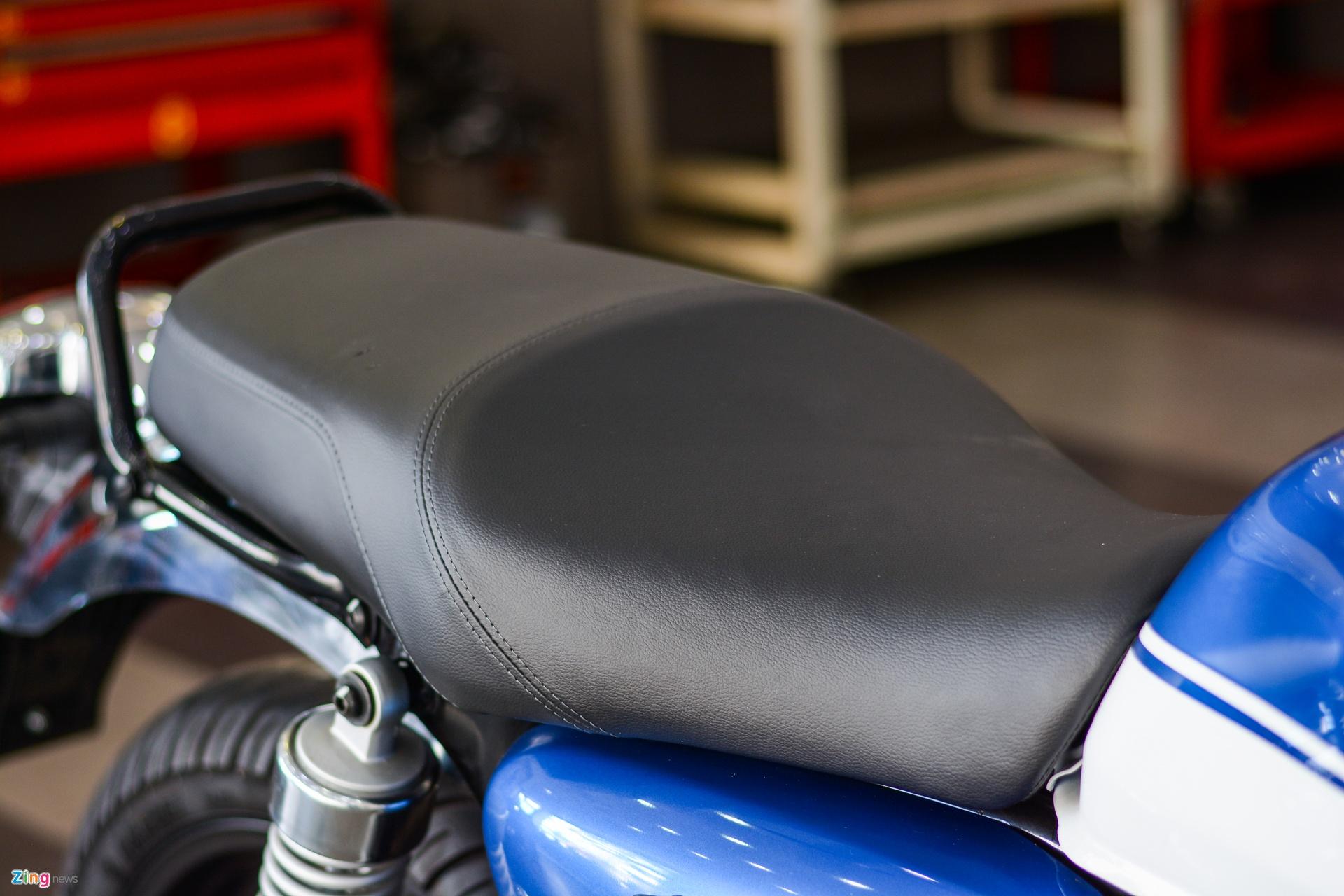 Honda H'ness CB350 DLX Pro xuat hien tai Viet Nam anh 9