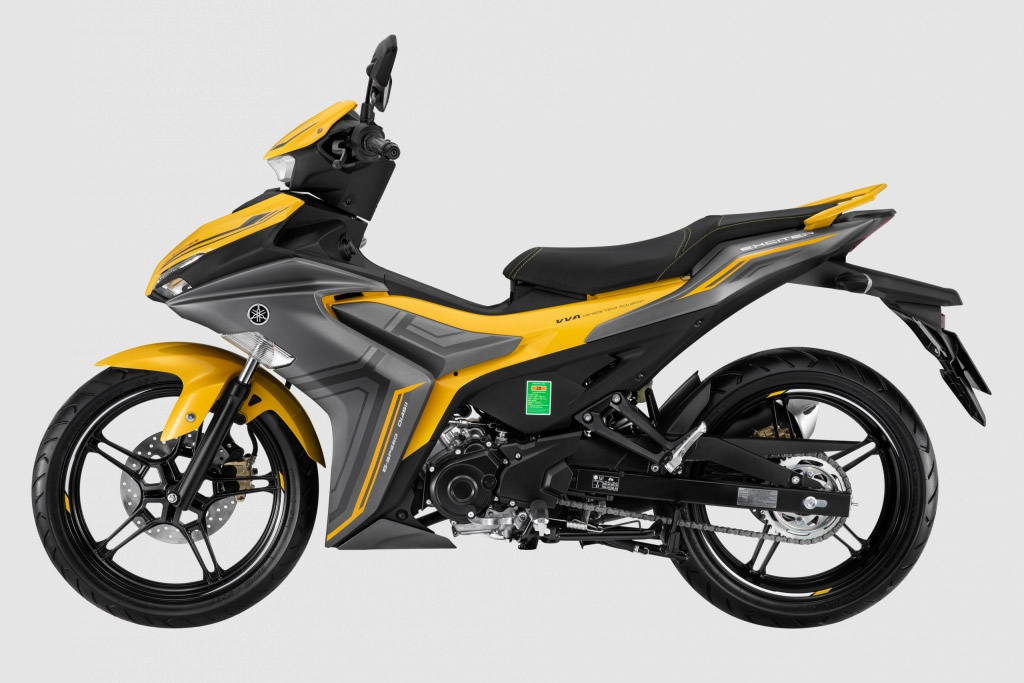 Yamaha Exciter 155 phien ban gioi han anh 3