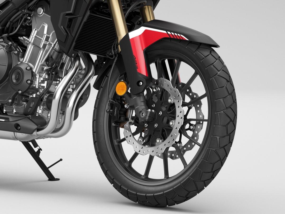 moto 500 cc cua Honda duoc nang cap dong co anh 4