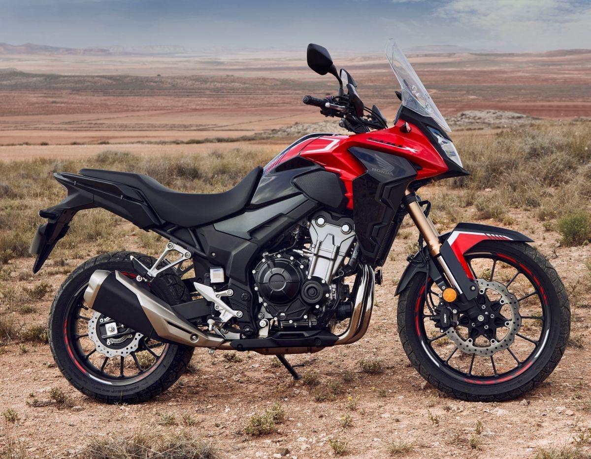 moto 500 cc cua Honda duoc nang cap dong co anh 5