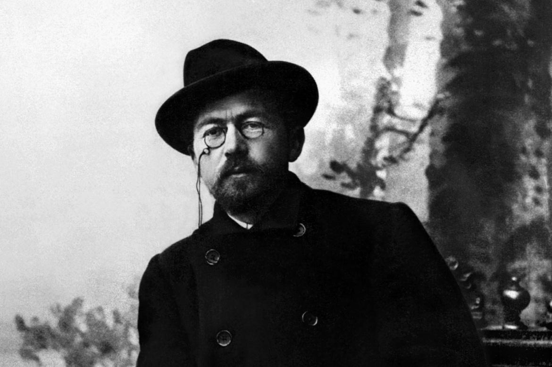 nha van Nga Anton Chekhov anh 1