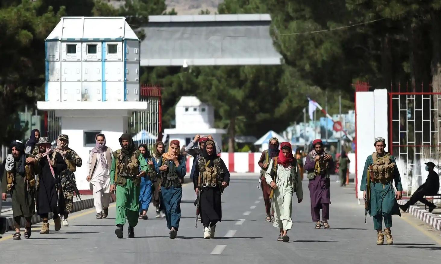 tinh hinh Afghanistan anh 1