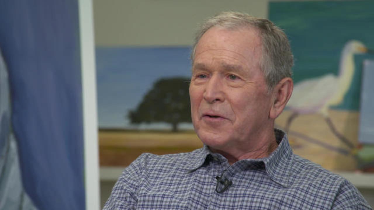 tinh ban giua Bush va ba Obama,  nguoi dan My,  My anh 2