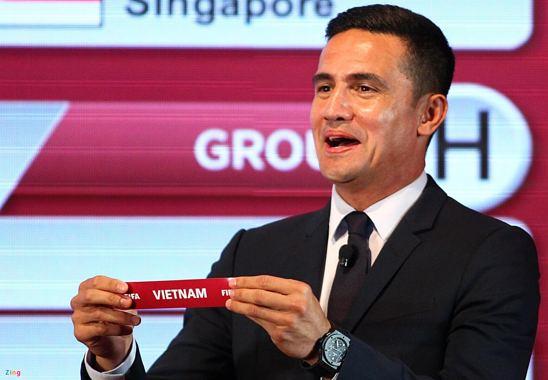 Tuyen Viet Nam UAE vong loai World Cup anh 1