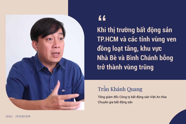 gia bat dong san Nha Be Binh Chanh anh 2