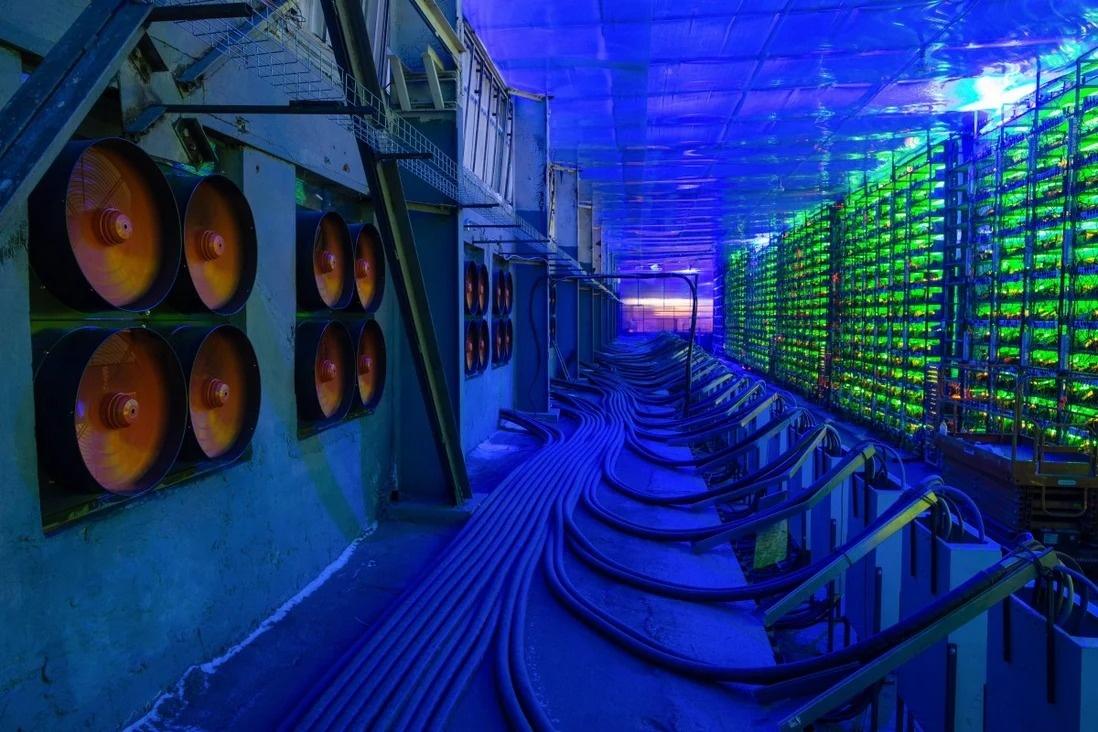 Thợ đào Trung Quốc tháo chạy, giá Bitcoin tiếp tục lao dốc