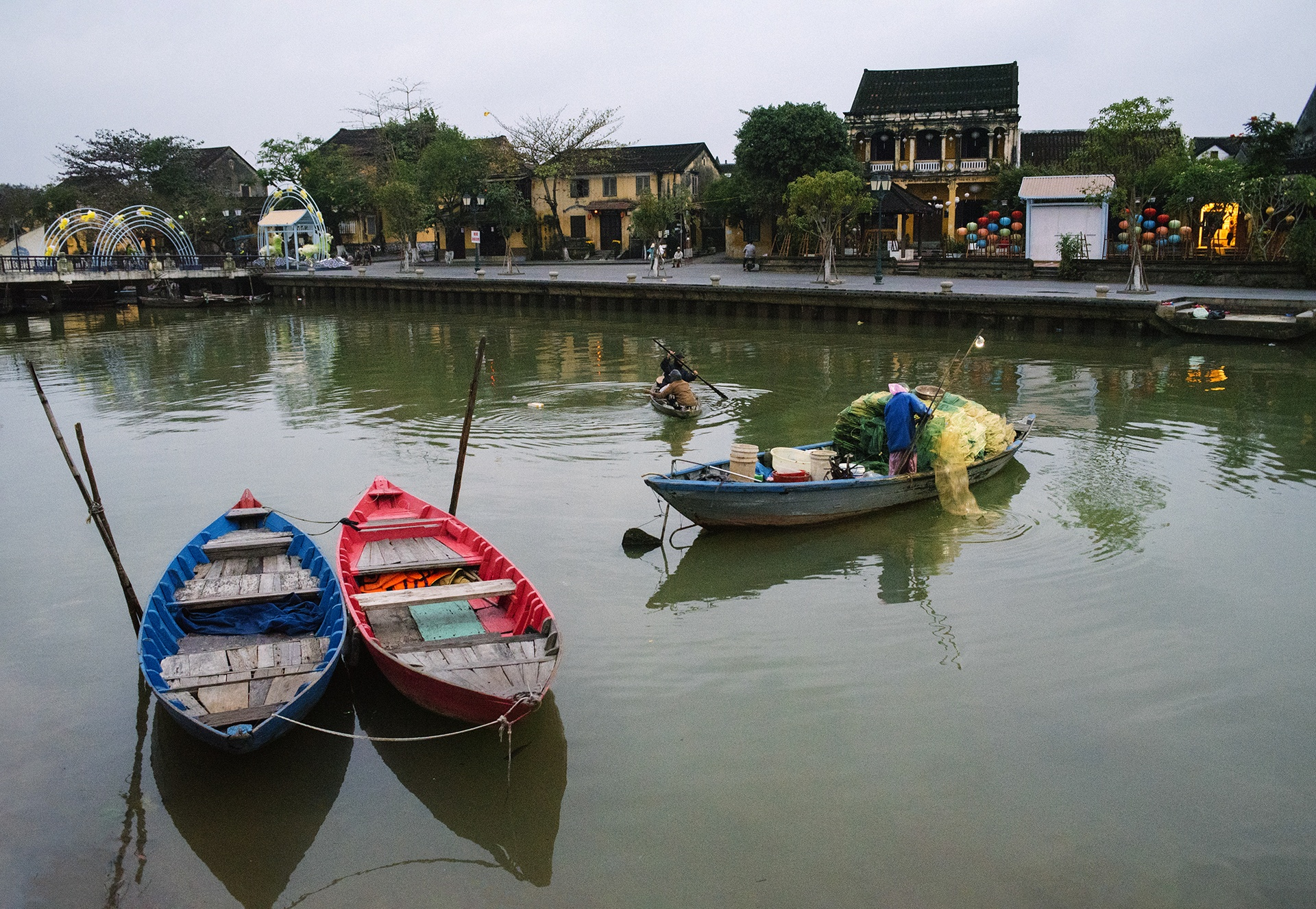 canh dep du lich Hoi An anh 7