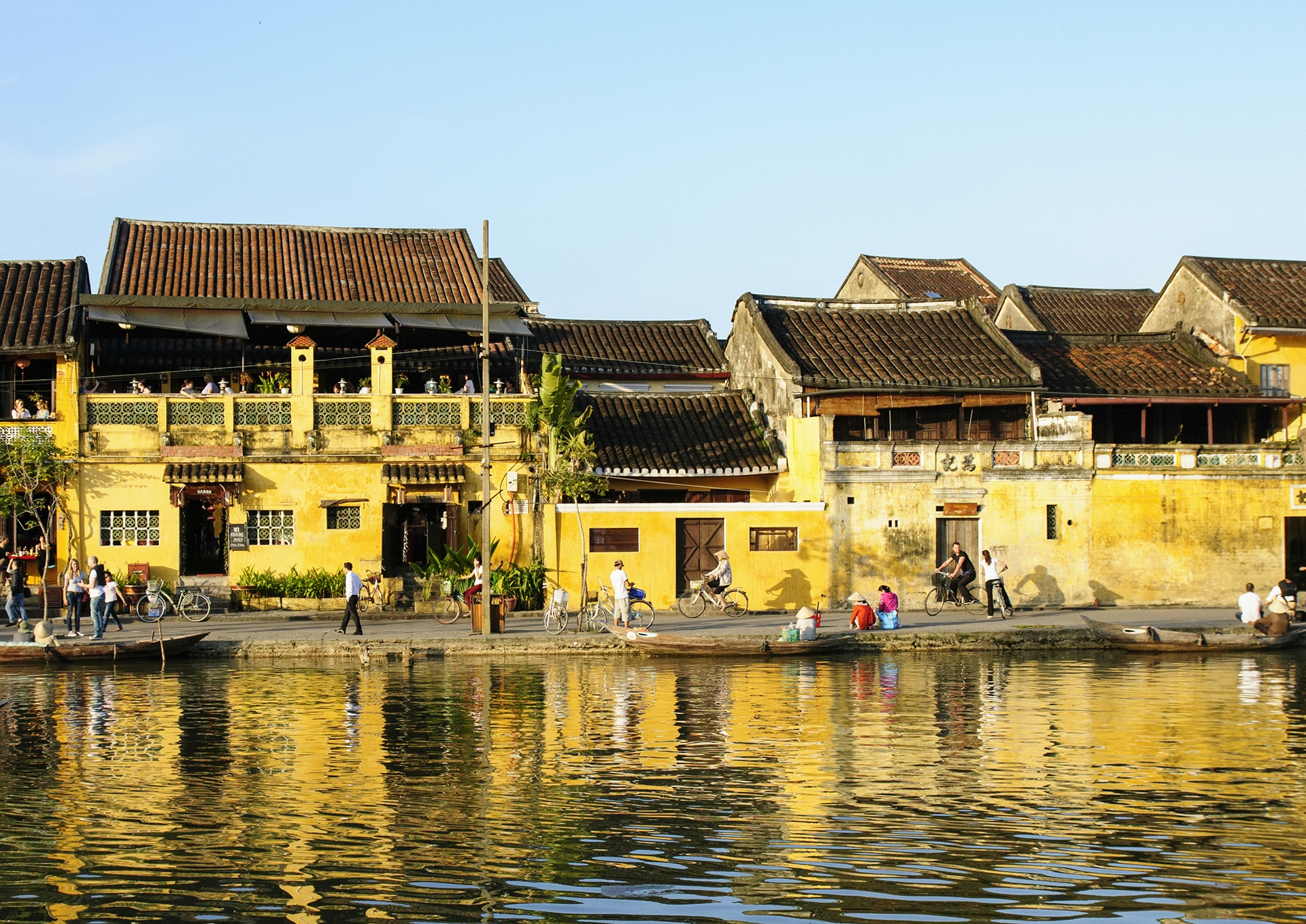 canh dep du lich Hoi An anh 17