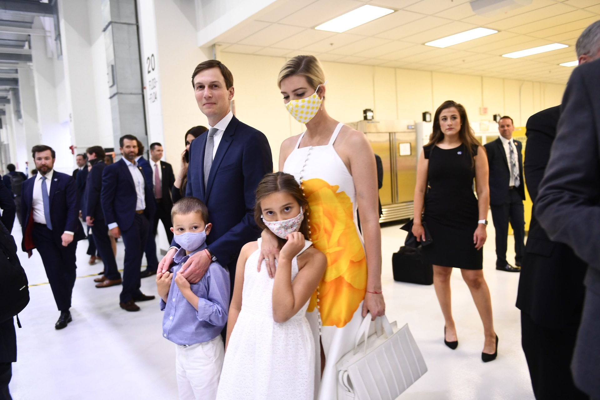 Ivanka Trump song o dau sau khi roi Nha Trang anh 3