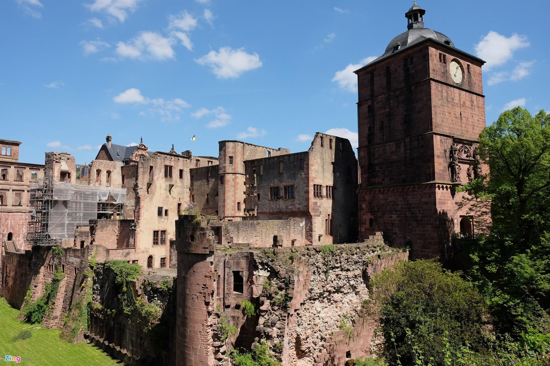 lau dai Heidelberg anh 4