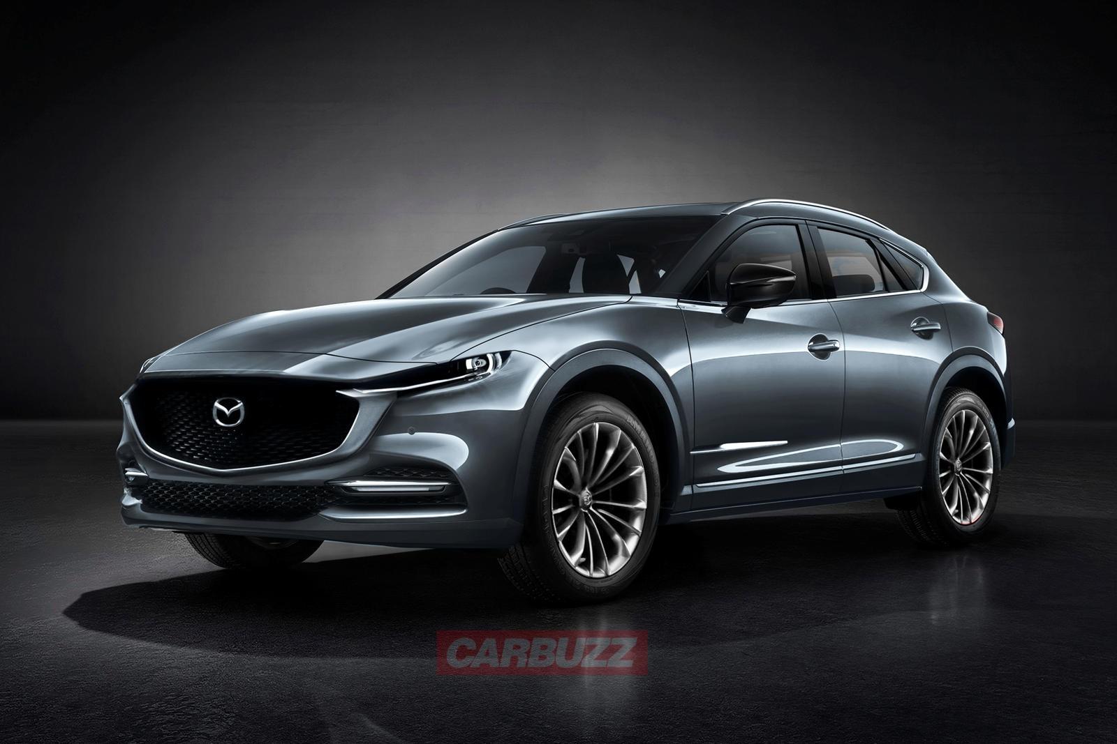 Mazda sap ra mat SUV hang sang anh 1