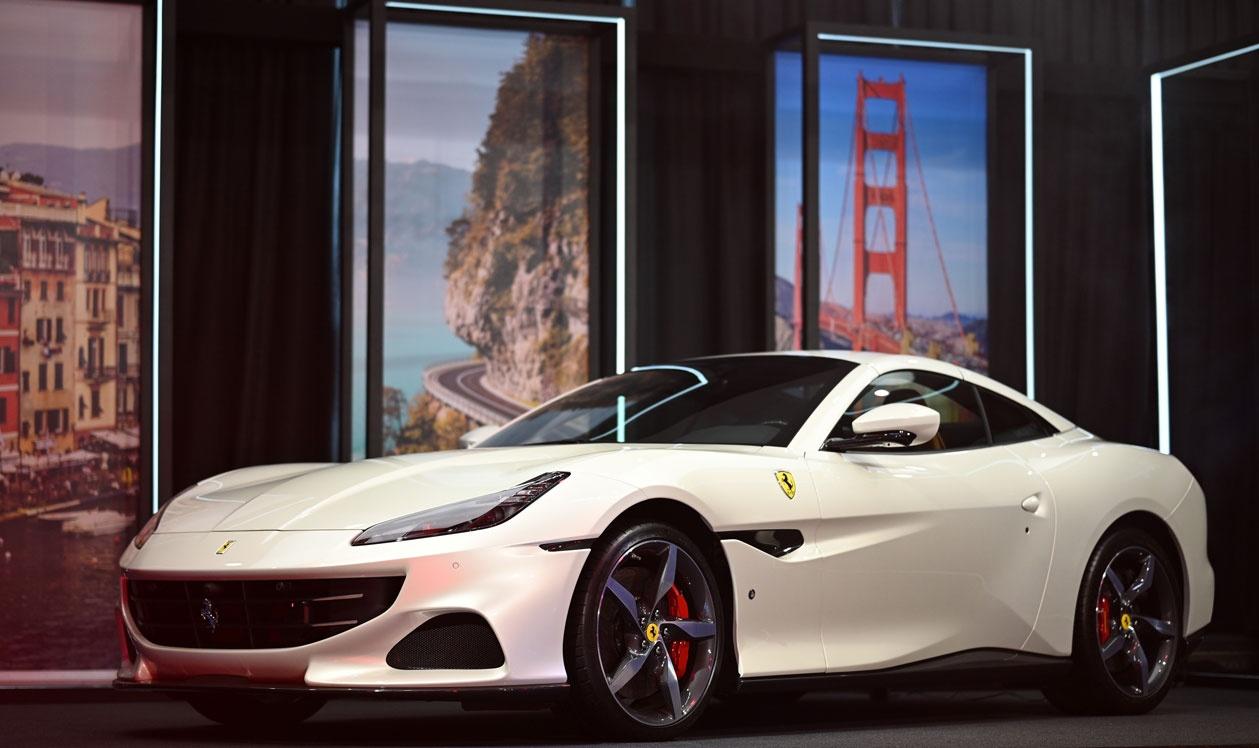 Ferrari Portofino M 2021 co gia 666.199 USD tai Thai Lan anh 4