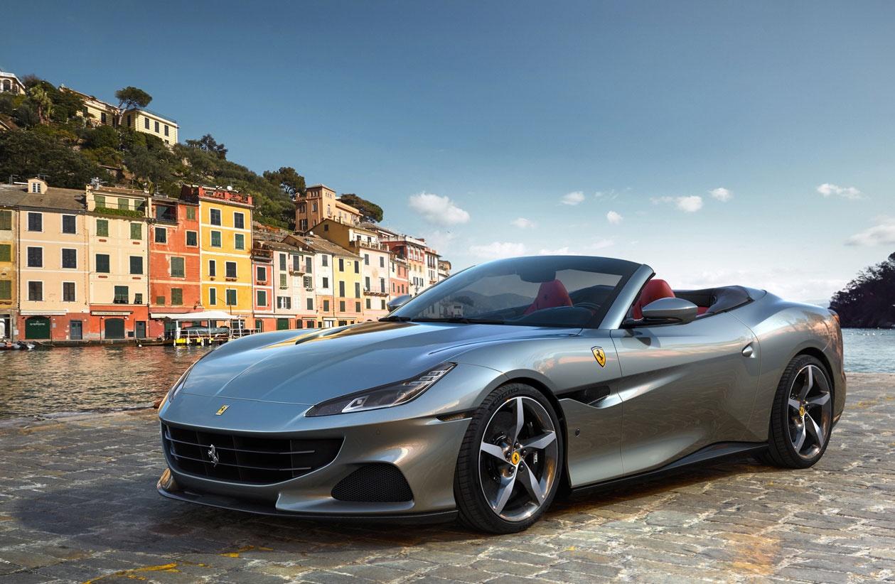Ferrari Portofino M 2021 co gia 666.199 USD tai Thai Lan anh 5