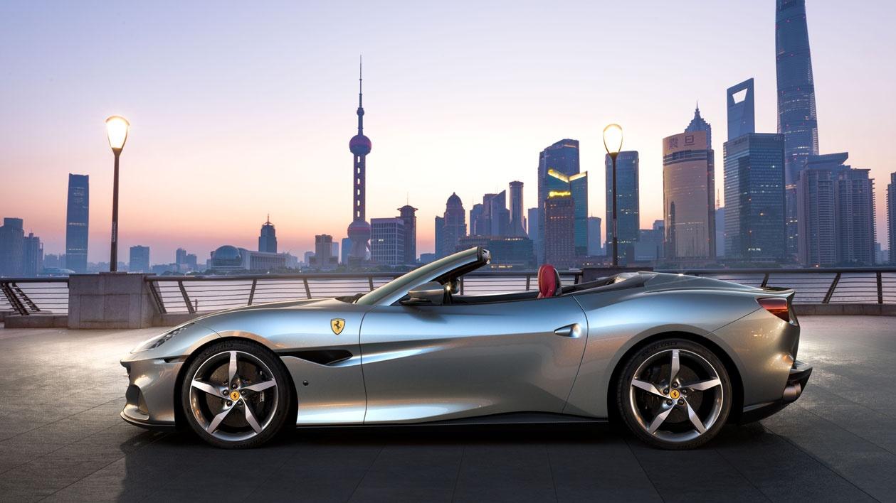 Ferrari Portofino M 2021 co gia 666.199 USD tai Thai Lan anh 7