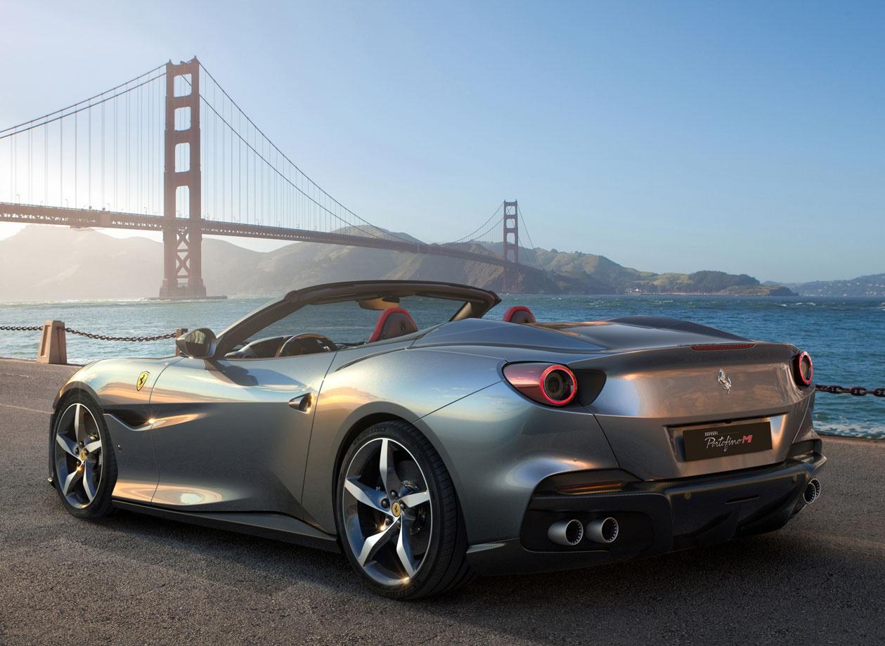Ferrari Portofino M 2021 co gia 666.199 USD tai Thai Lan anh 6