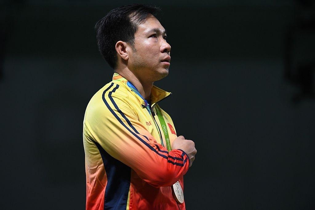 Hoang Xuan Vinh duoc de xuat du Olympic Tokyo anh 1