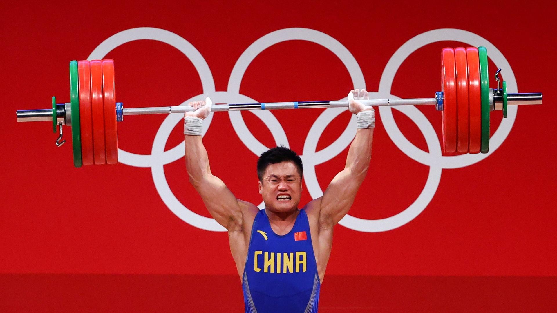 bang tong sap Olympic anh 1