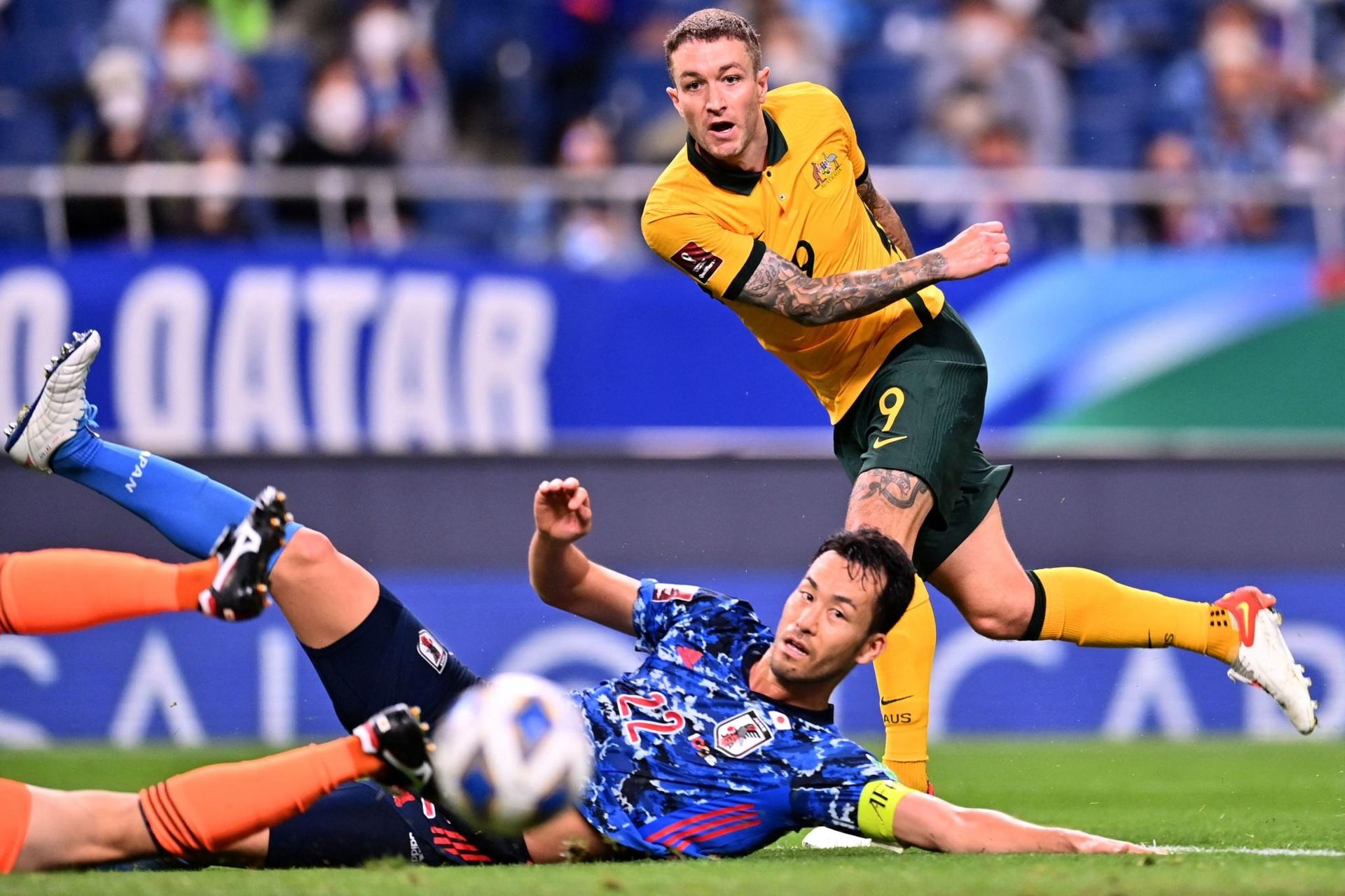 Nhat Ban vs Australia anh 6