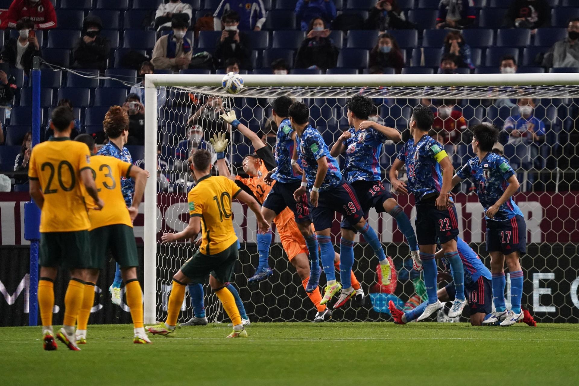Nhat Ban vs Australia anh 7