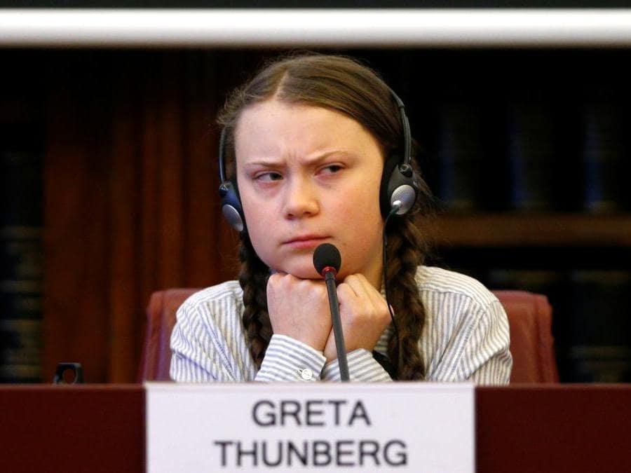 nha hoat dong Greta Thunberg anh 1