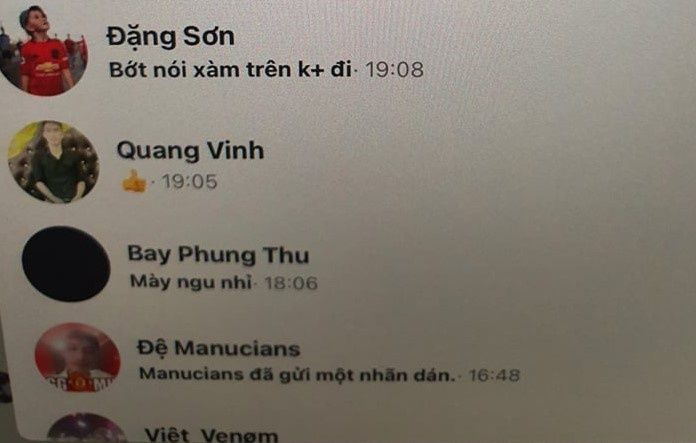 Binh Bong Bot bi tan cong anh 1