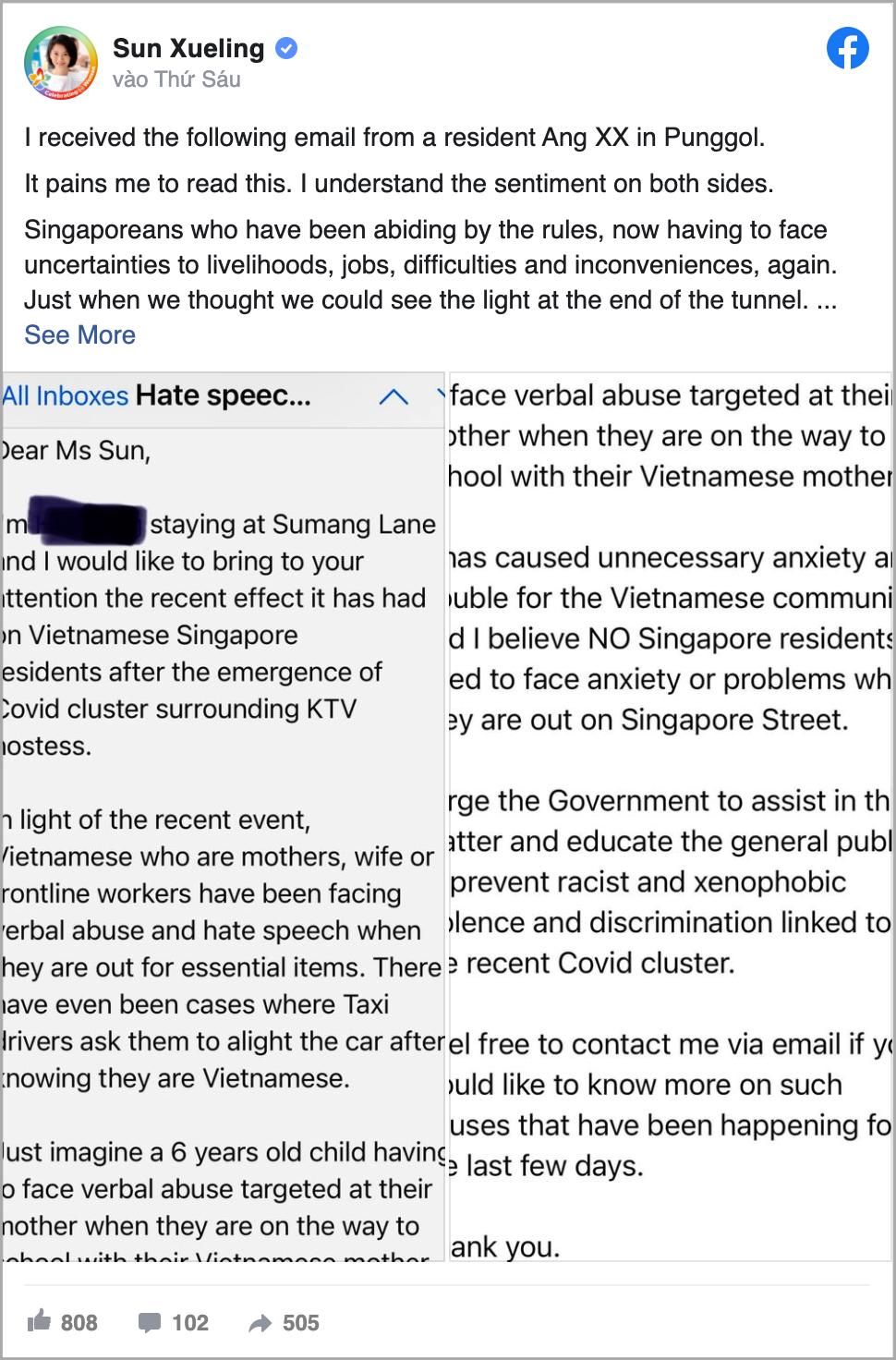 nguoi Viet o Singapore anh 1