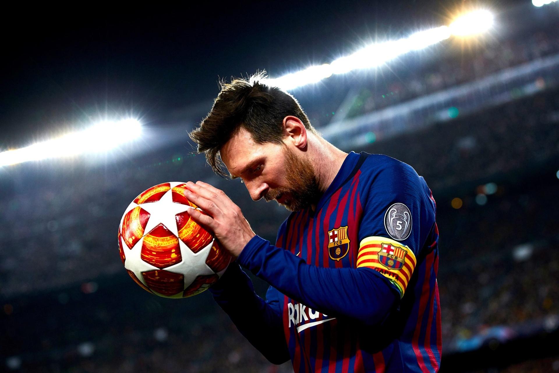 Messi va Pep anh 1
