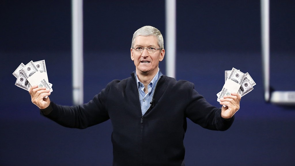 Tim Cook anh 1