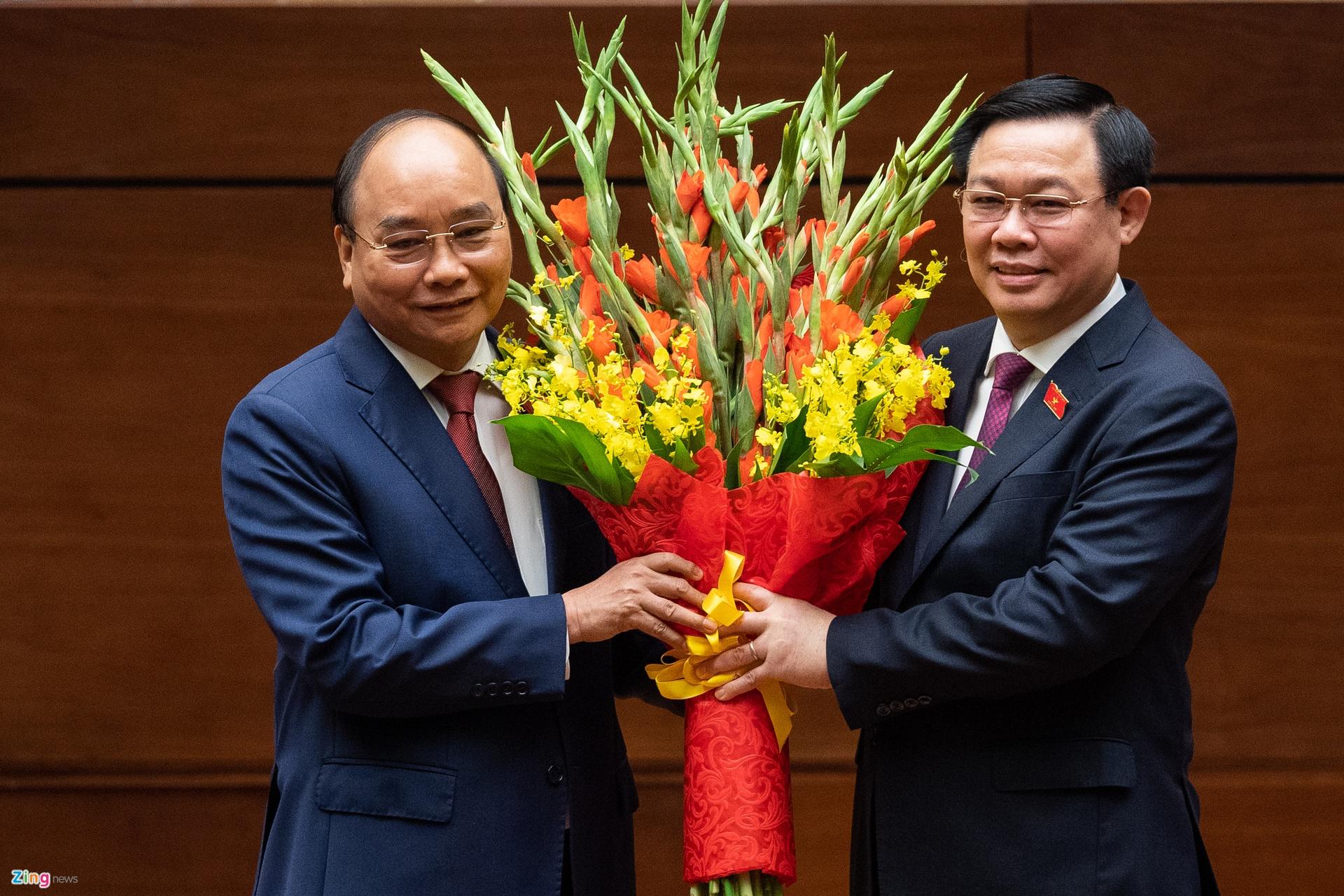 Ong Nguyen Xuan Phuc tai cu Chu tich nuoc anh 1