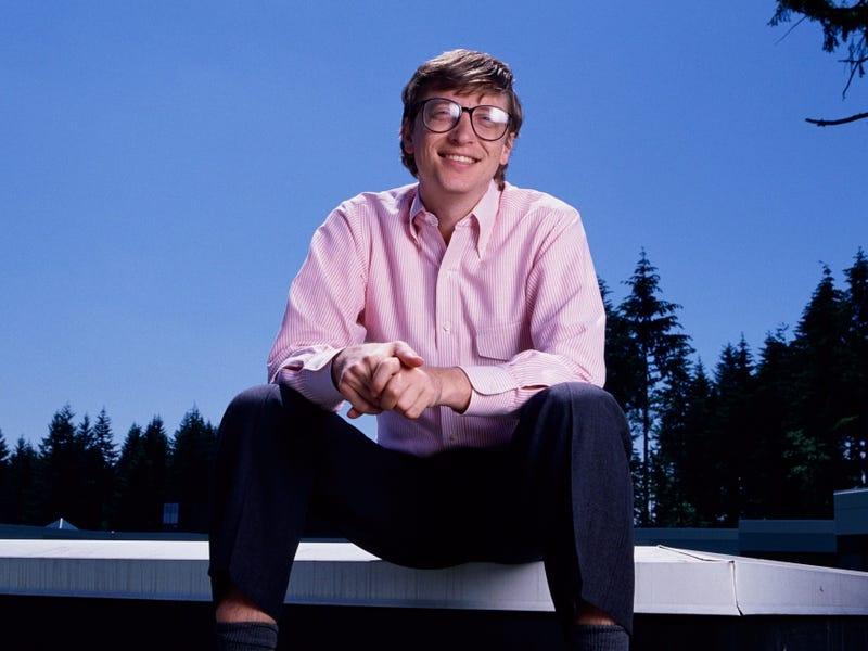 Su that Bill Gates,  Microsoft,  Lum xum anh 2