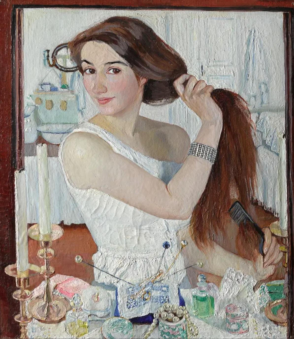 Zinaida Serebriakova anh 1