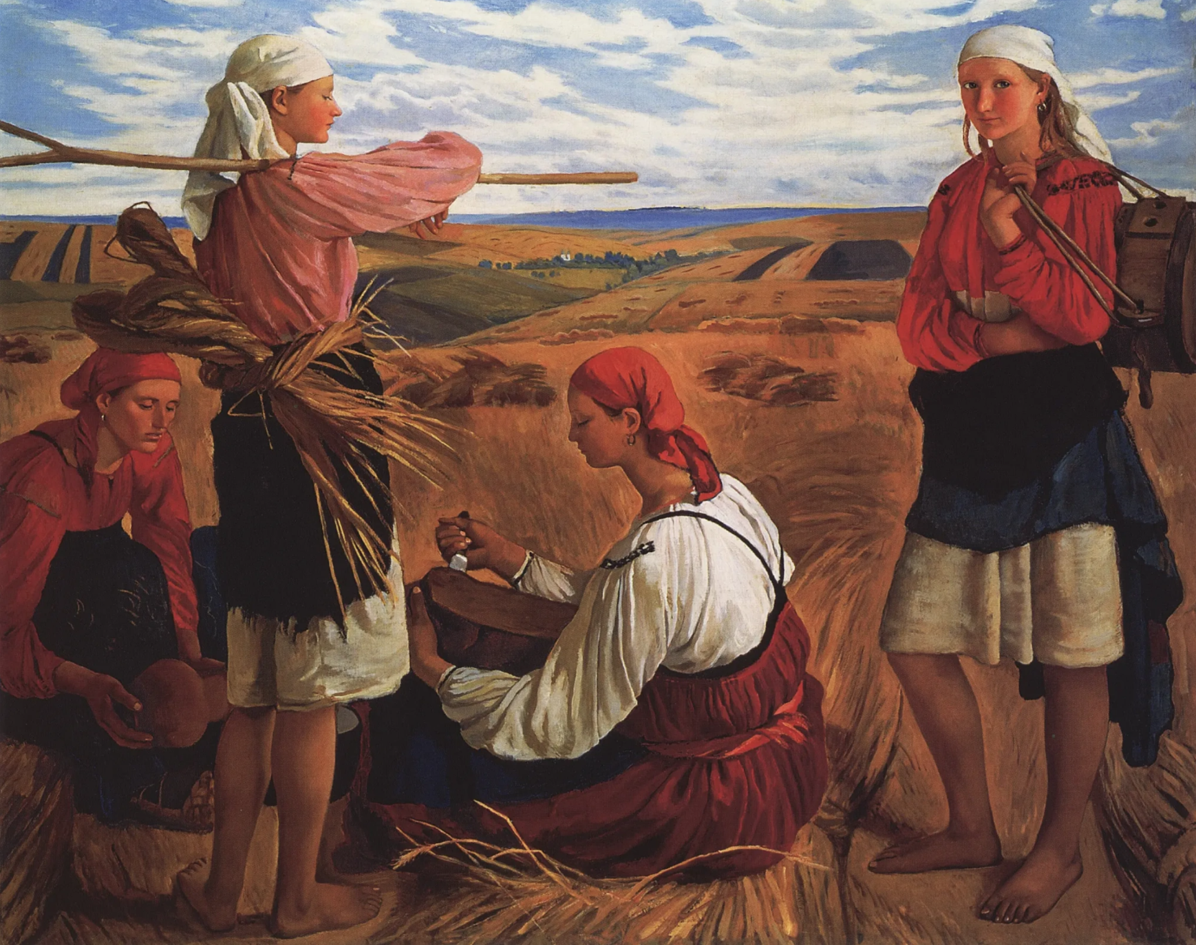 Zinaida Serebriakova anh 6
