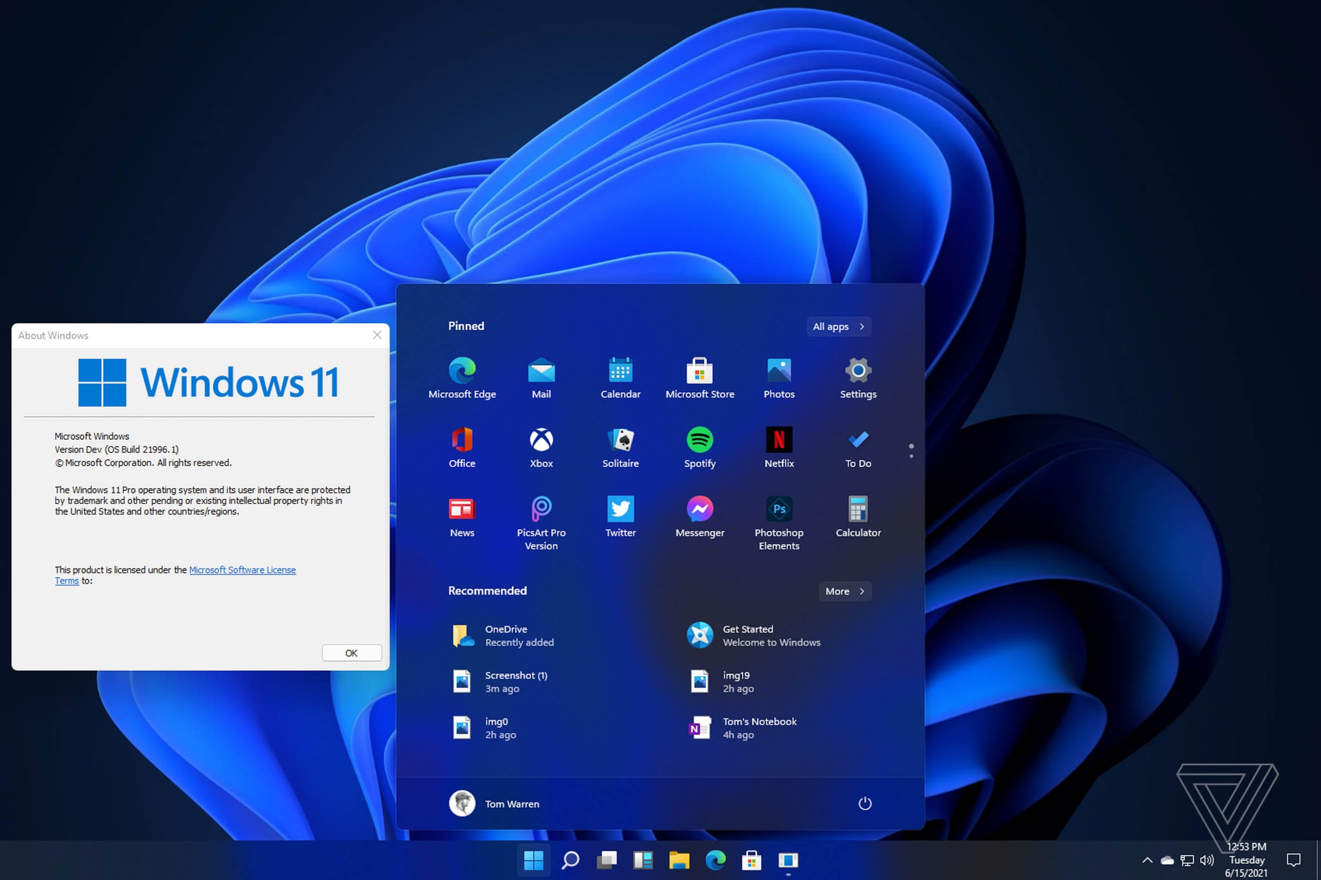 Hinh anh Windows 11 bi phat tan tren Internet anh 2