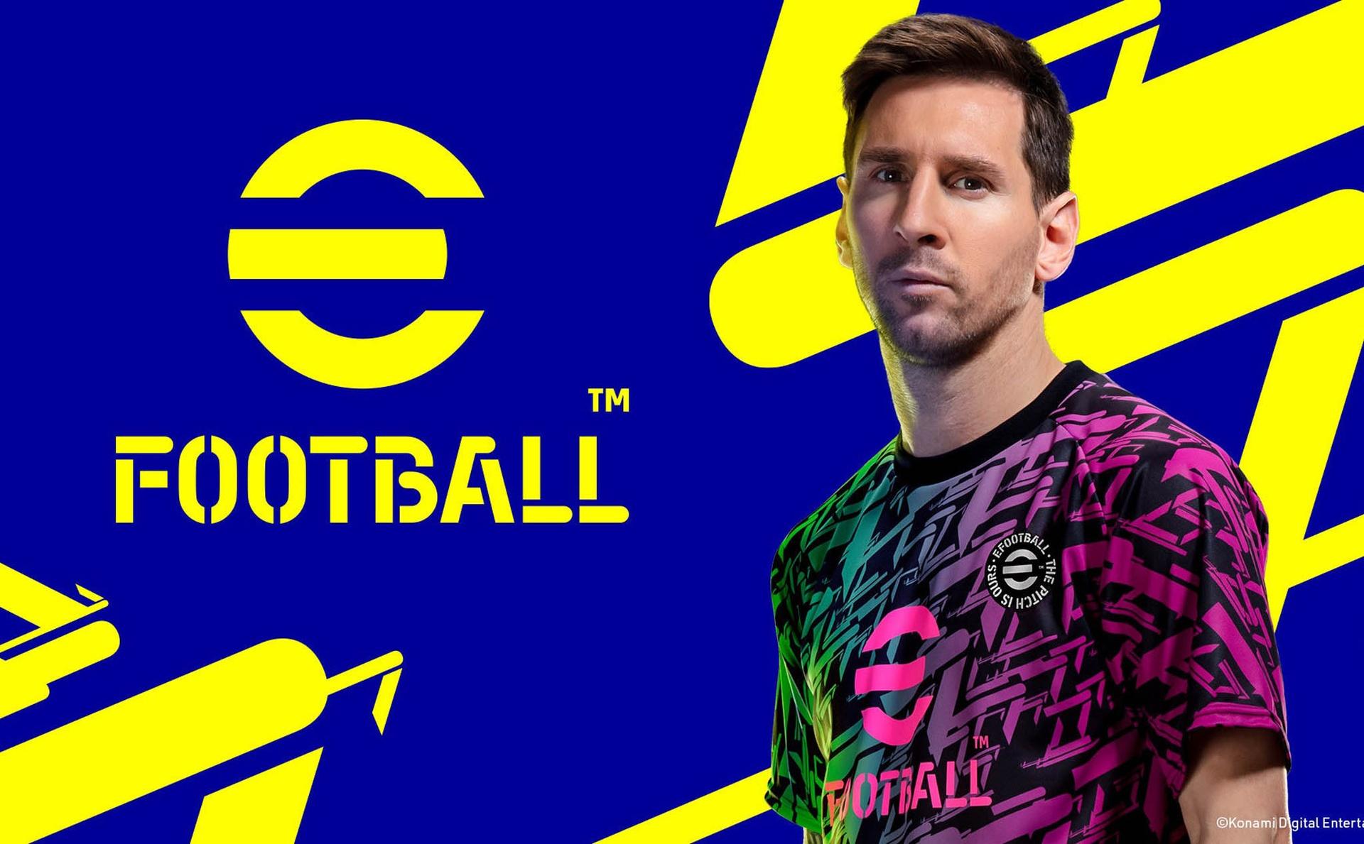 Nc247info tổng hợp: PES 2022 đổi tên thành eFootball, được phát hành miễn phí