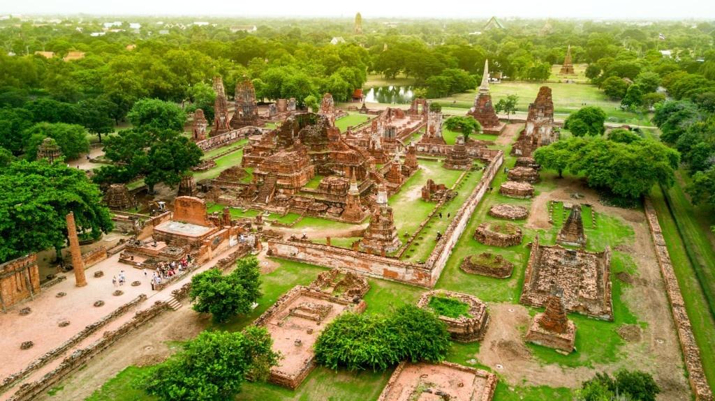 Ayutthaya anh 2