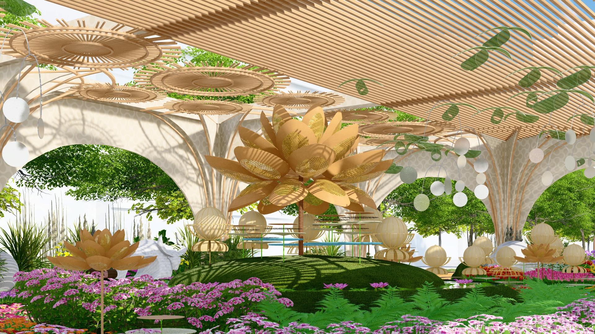 Duong hoa Nguyen Hue Tet Tan Suu 2021 anh 2