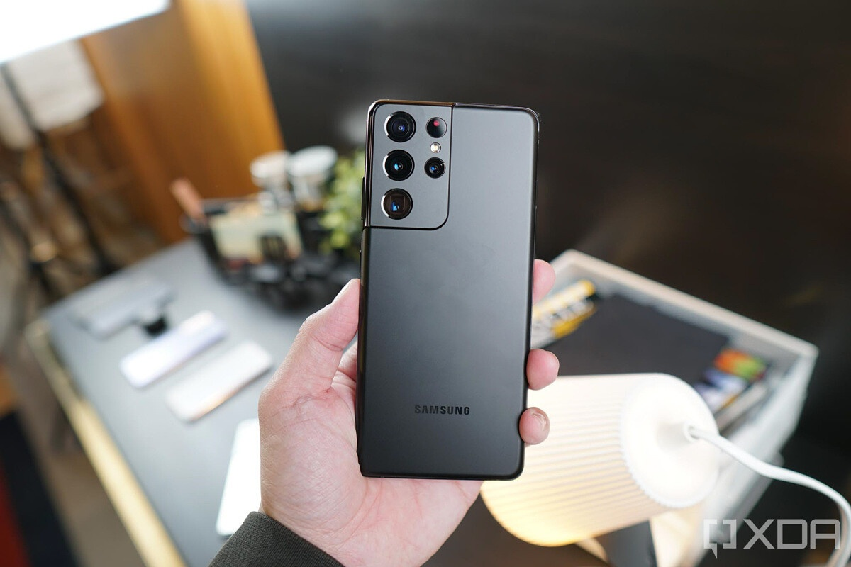 Samsung,  Galaxy S21,  Ultra anh 5