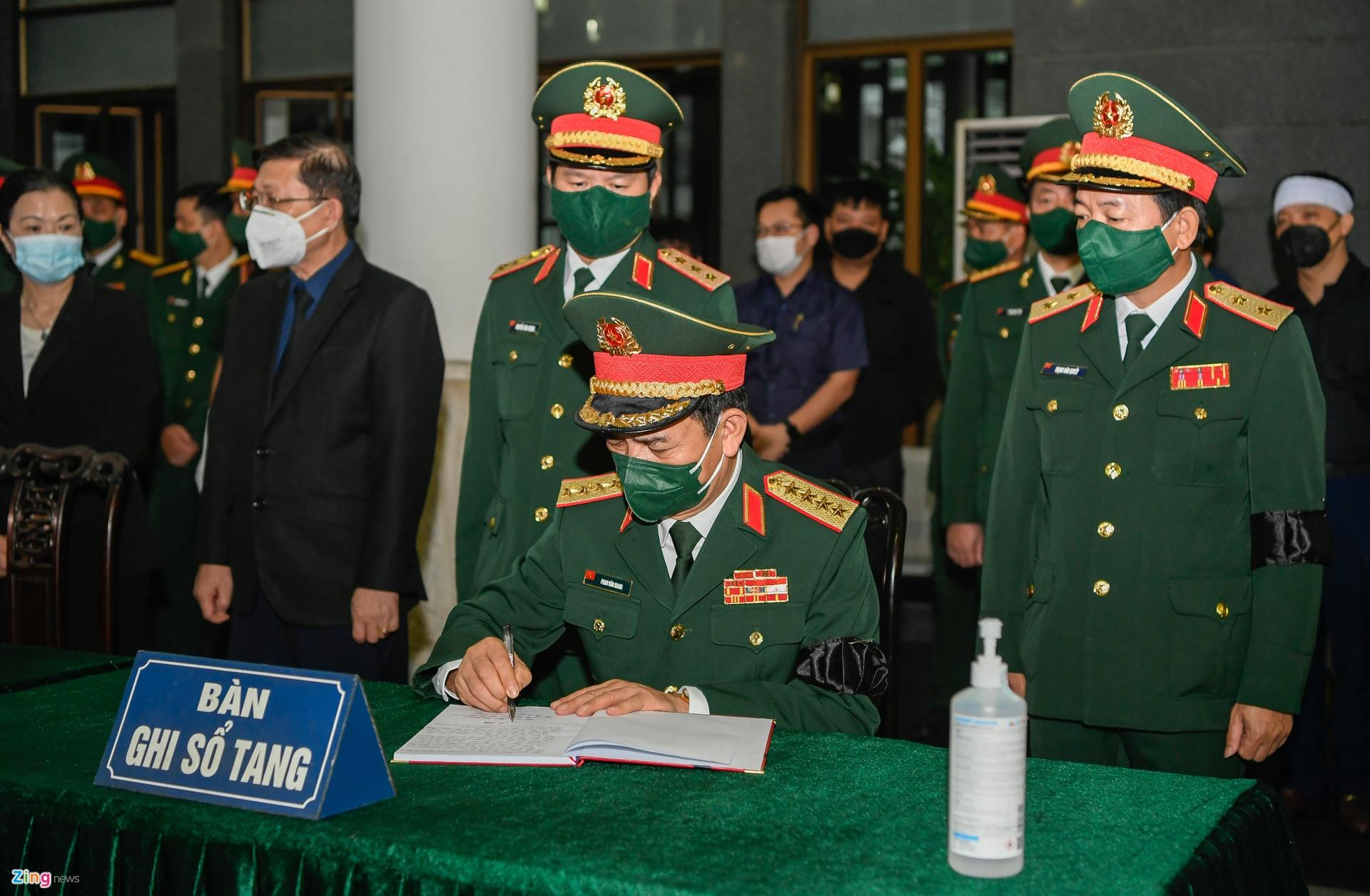Le tang Dai tuong Phung Quang Thanh anh 6