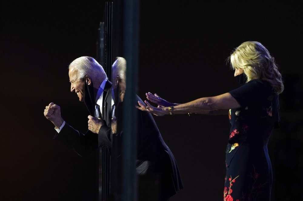 Chan dung tan De nhat phu nhan My Jill Biden anh 3