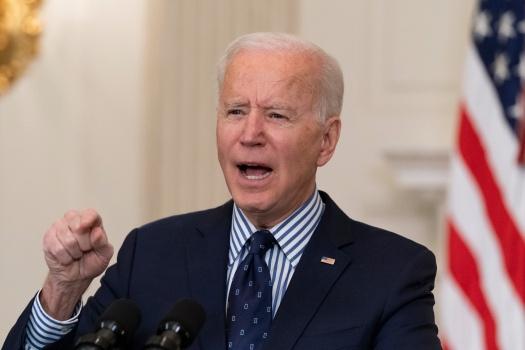ong Biden phat bieu anh 1