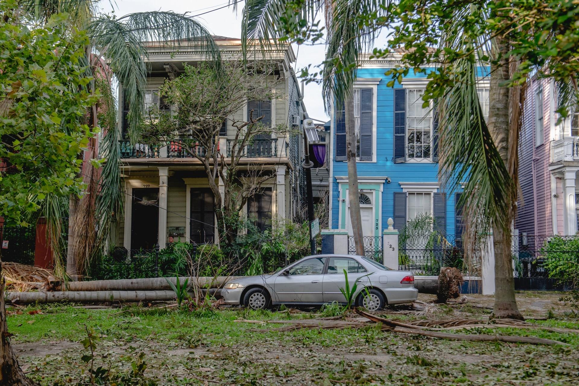 Bao Ida bang Louisiana My anh 1