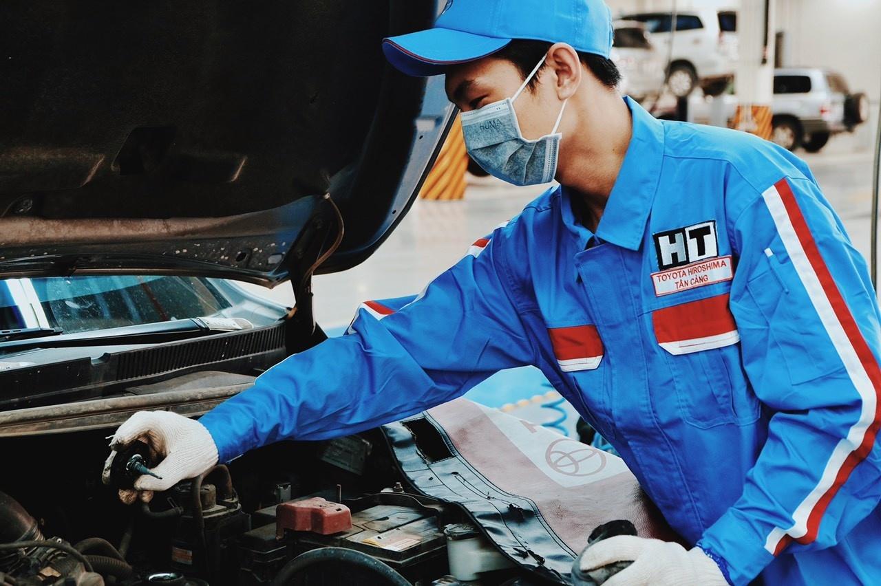 Toyota Hiroshima Tan Cang anh 4