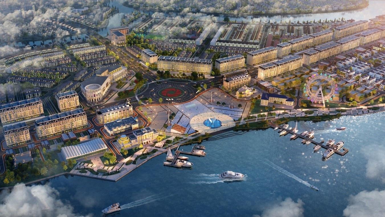 Aqua City anh 3