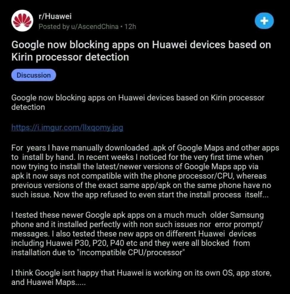 Google chan thiet bi Huawei anh 1