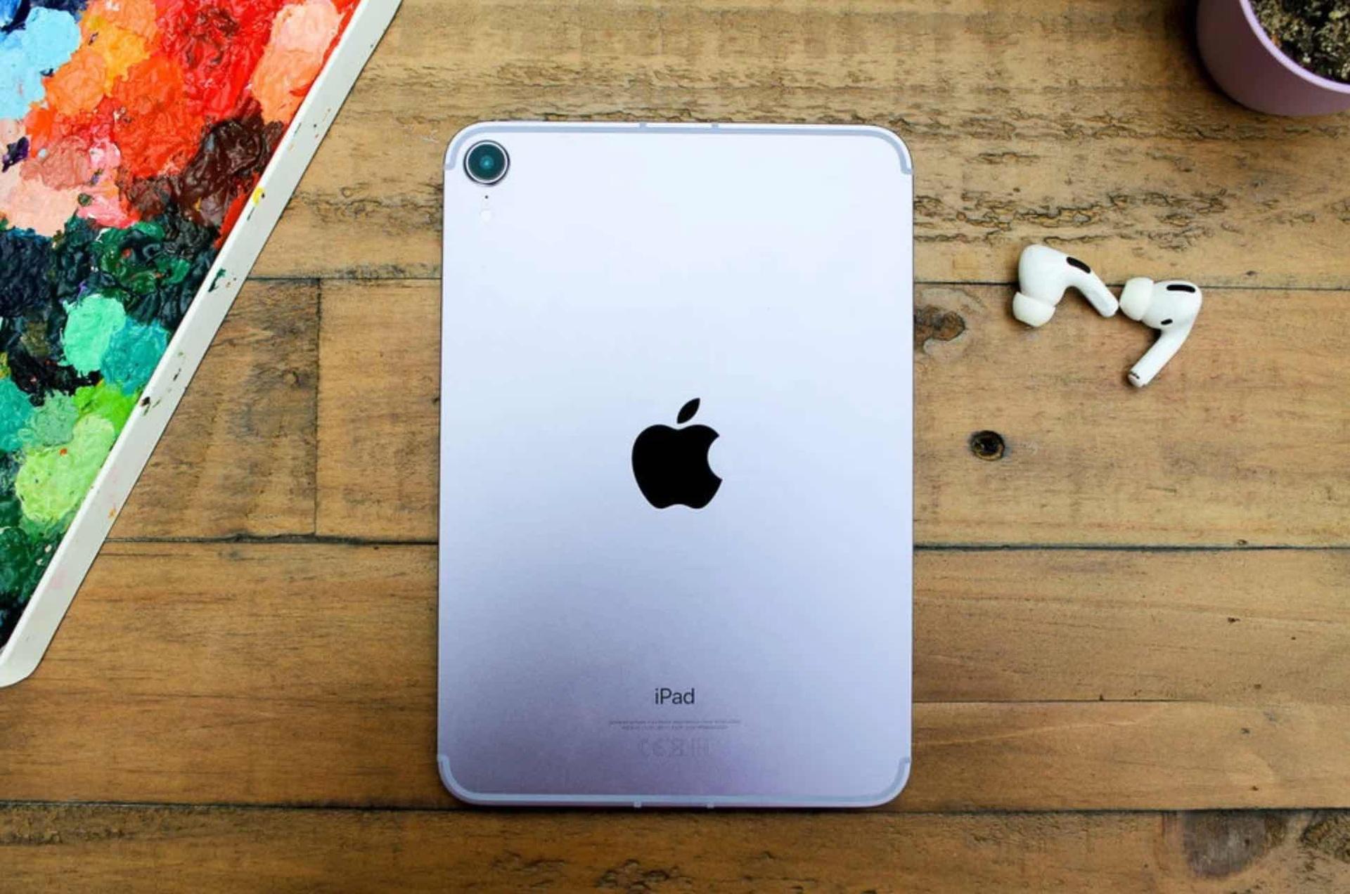 Danh gia iPad mini 2021 anh 3