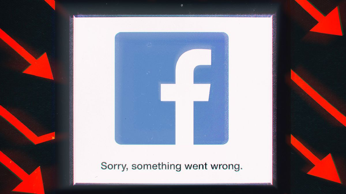 Facebook bi loi tren dien rong anh 1