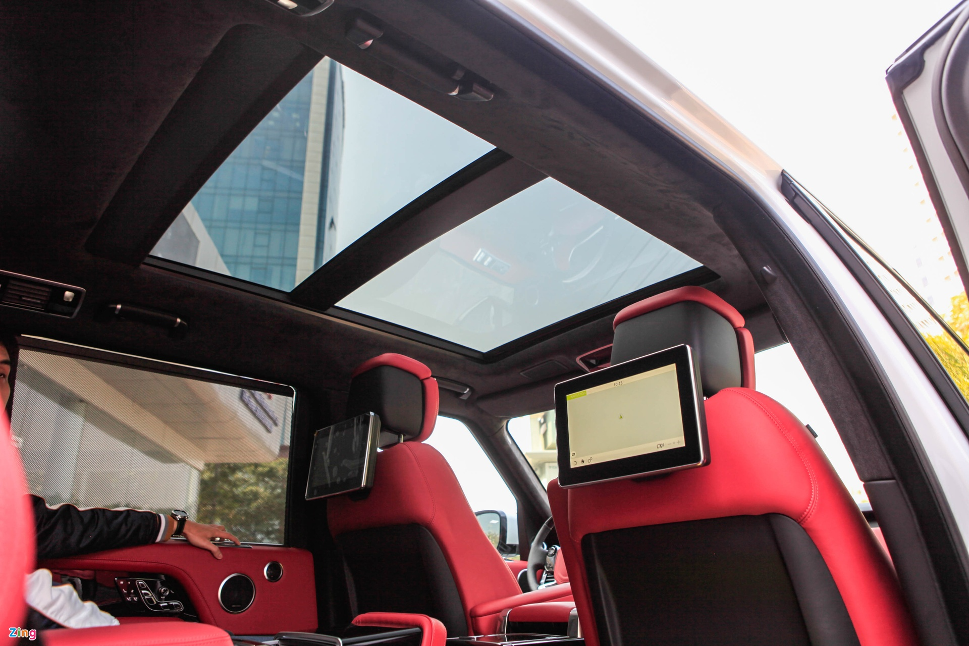 Chi tiet Range Rover Autobiography LWB 2020 anh 18